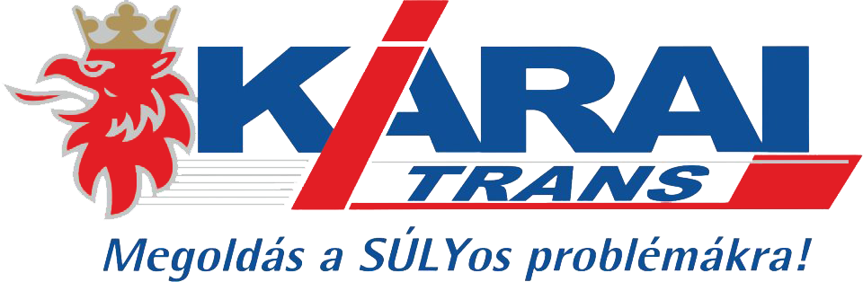 Aki a hajó szállítást biztosítja számunkra: Kárai Trans