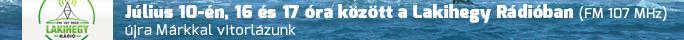 Lakihegy Rádió Útonállók című műsorában, Kőváry Barna vezényletével beszélgetés Légrádi Márkkal, Elkezdődött a hajó építése.